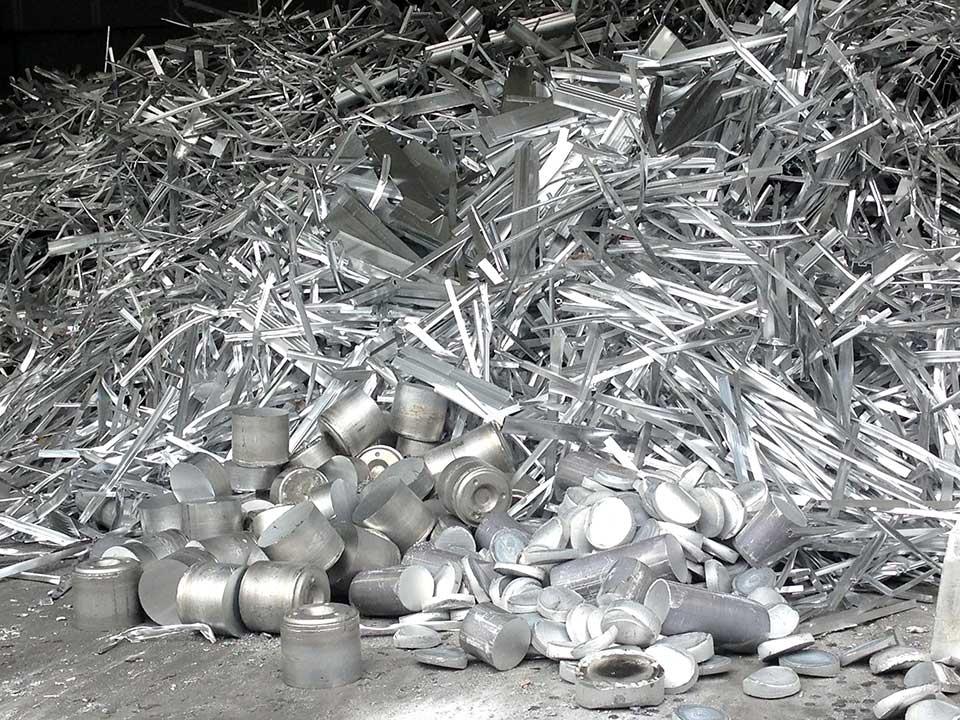 aluminium-schroot